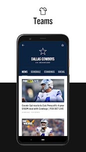 FOX Sports  Latest Stories, Scores  Events Apk 5
