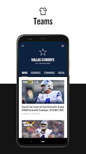 FOX Sports: Latest Stories, Scores & Events 5.29.0 Screenshots 6