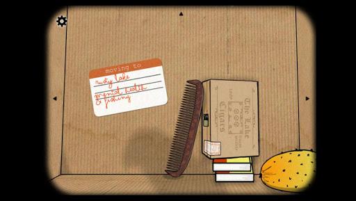 cube escape: harvey's box screenshot 1