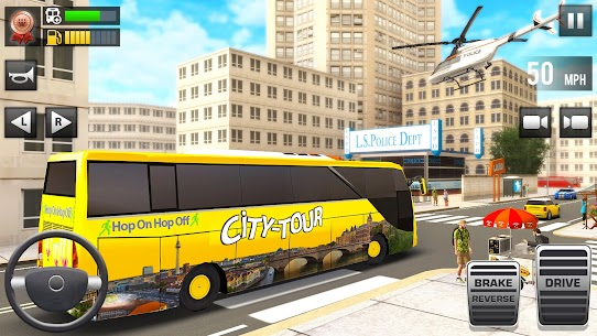 Ultimate Bus Driving  For Pc – Download For Windows 10, 8, 7, Mac 1