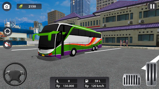 Bus Parking Games 21 ud83dude8c Modern Bus Game Simulator  Screenshots 6