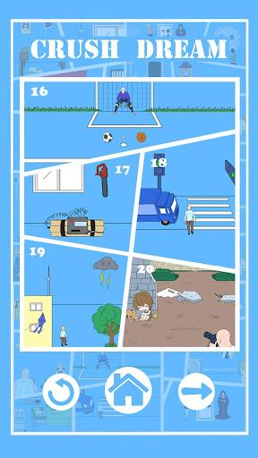 crush dream:new escape challenge puzzle games screenshot 2