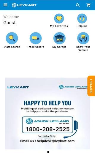 Ashok Leyland  Leykart v2021.01.01 Screenshots 3