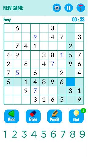 Sudoku 2021 2.4 screenshots 1