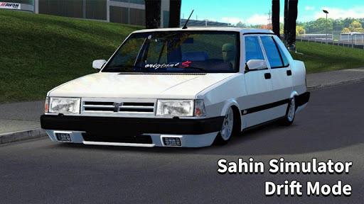 Sahin Drift School Driving Simulator 2021 : Tofas screenshots 7
