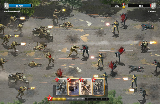 Heroes of War: WW2 Idle RPG 1.8.3 screenshots 16