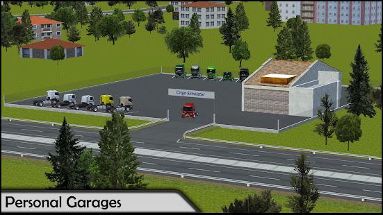 Cargo Simulator 2021 Unlimited Money
