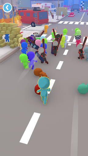 Riot Escape apkpoly screenshots 5