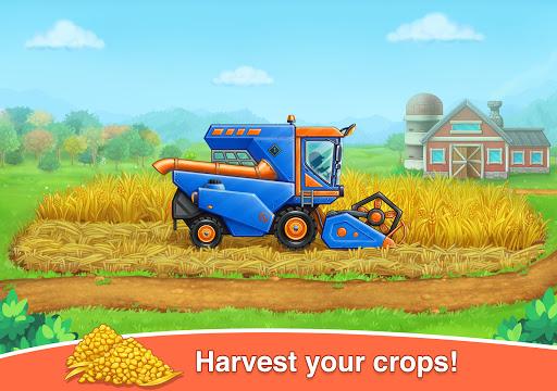 Farm land and Harvest - farming kids games 1.0.11 screenshots 9