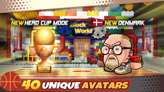 Head Basketball MOD APK (Unlimited Money) 1