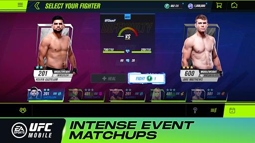EA SPORTSu2122 UFCu00ae Mobile 2 1.5.04 screenshots 5