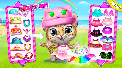 Sweet Baby Girl Summer Fun 2 - Sunny Makeover Game 7.0.1510 screenshots 2