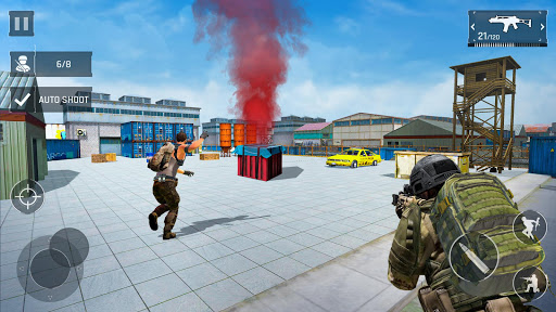 FPS Encounter Shooting - Fun Free Shooting Games 0.9 screenshots 2
