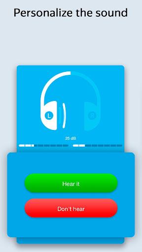 Petralex Hearing Aid App  Screenshots 4