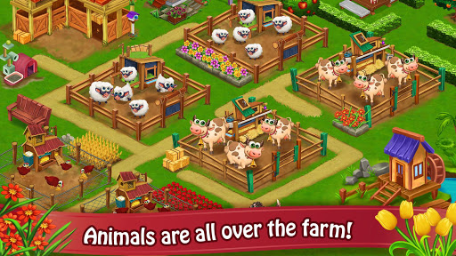 Farm Day Village Farming: Offline Games 1.2.39 screenshots 16
