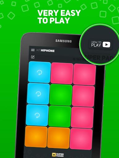 SUPER PADS - Become a DJ! 3.8.21.5 Screenshots 15