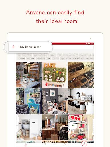 RoomClip Interior PhotoSharing 5.9.1 screenshots 7