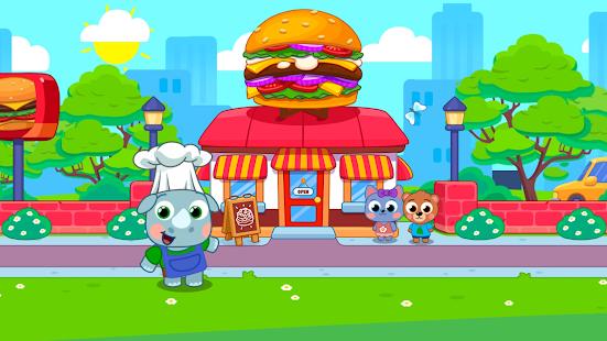 Burger Cafe 1.0.5 screenshots 1