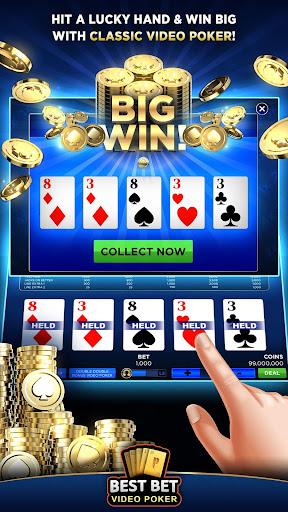 Best Bet Video Poker | Free Casino Poker Games 2.1.0 10