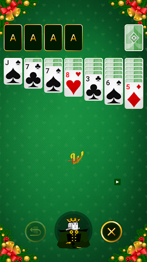 Klondike Solitaire apktram screenshots 3