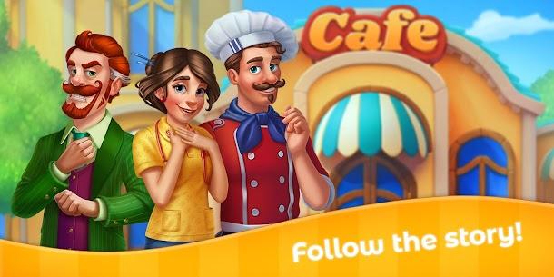 Grand Cafe Story MOD APK 2.0.25 (Money/Live) 11
