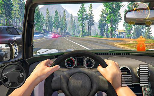 Super Car Simulator 2020: City Car Game  Screenshots 3