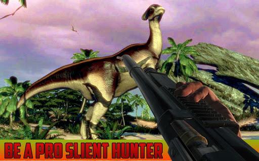 Jungle Dinosaurs Hunting Game - 3D screenshots 2