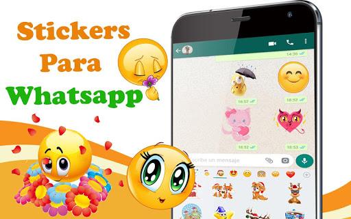 wastickerapps 😂 emoji emoticons stickers screenshot 1