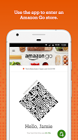 screenshot of Amazon Go