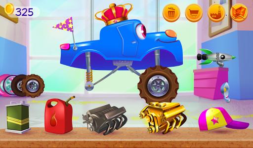 Funny Racing Cars  screenshots 16