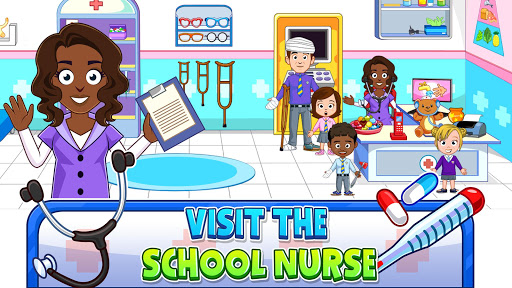 My Town : Preschool Game Free - Educational Game screenshots 4