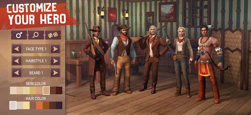 Westland Survival - Be a survivor in the Wild West screenshots 1