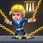 Hero Rescue - Pin Puzzle - Pull the Pin