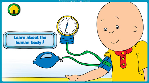 Caillou Check Up - Doctor 1.4 screenshots 4