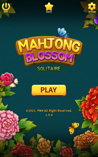 Mahjong Blossom Solitaire 1.0.5 screenshots 9