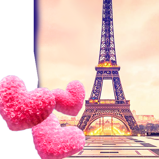 Cute Paris Live Wallpaper