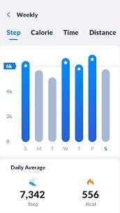 Step Tracker – Pedometer Free & Calorie Tracker 3