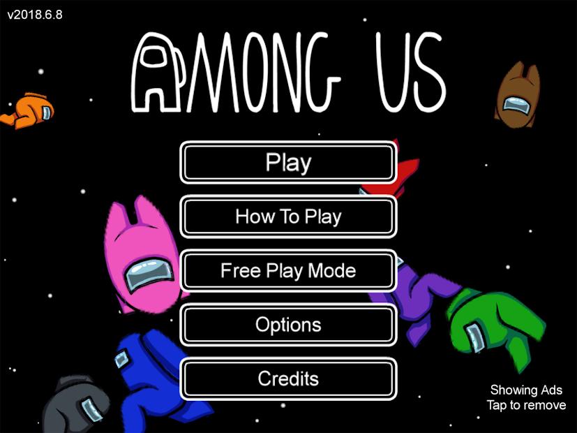 Screenshot - Among Us