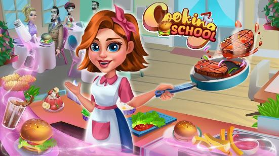 Cooking School 2020 - Cooking Games for Girls Joy 1.01 Screenshots 3