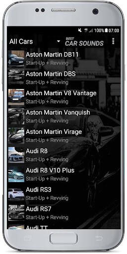 BEST CAR SOUNDS ud83dude98  Screenshots 1