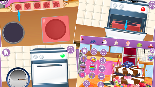 Cake Maker screenshots 1