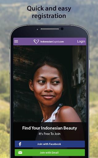 IndonesianCupid - Indonesian Dating App  screenshots 1