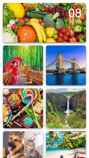 Jigsaw Puzzles - Free Jigsaw Puzzle Games screenshots 8