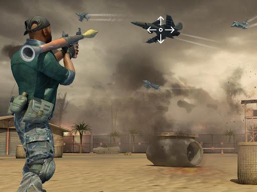 Jet Sky War Fighter 2021: Airplane Shooting Combat  screenshots 9