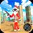 Santa Claus Stickman