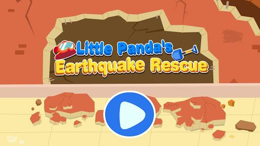 Little Panda's Earthquake Rescue  Screenshots 12