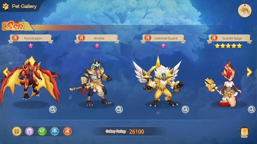 Guardians of Cloudia Apkfinish screenshots 21