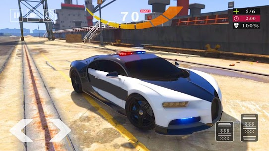 Police Car Simulator 2020 – Police Car Chase 2020 5