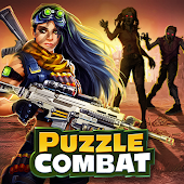 icono Puzzle Combat: Match-3 RPG