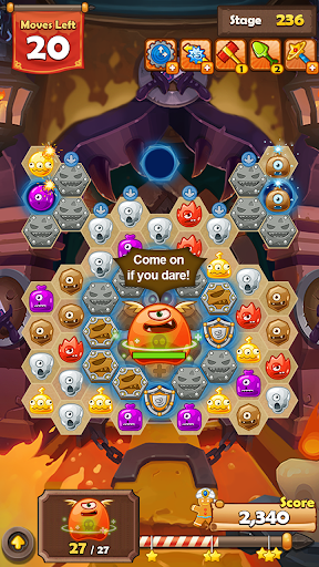 Monster Busters: Hexa Blast  screenshots 19